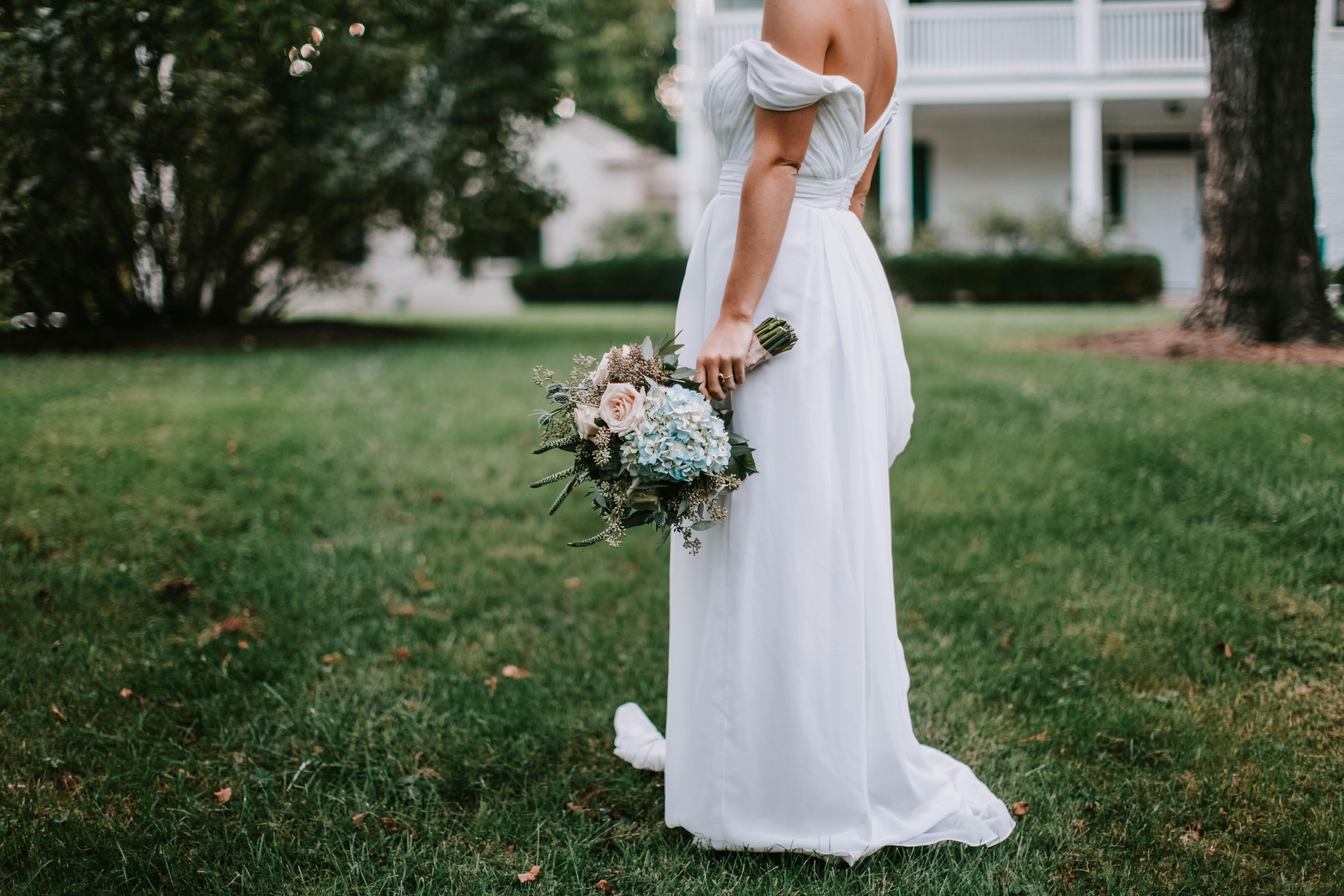 Nachhaltig heiraten – Teil 19: Das Brautkleid – EKOLOGISKA